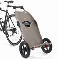 Topeak Journey Bicycle Trailer