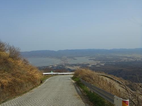 ドンデン山へ向かう