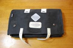 私のサドルバッグ:キャラダイス ネルソン ロングフラップ