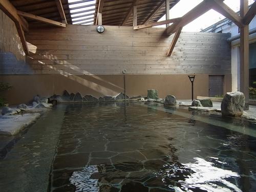南国ホテルの露天風呂