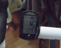 2012年07月: 987.7km