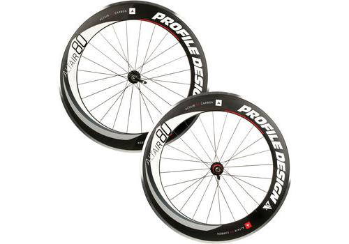 Profile Altair 80 Semi-Carbon Clincher Wheelset