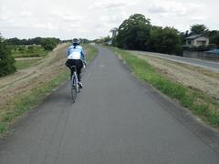 荒川自転車道のオアシス