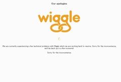 Wiggleがまさかのトラブル