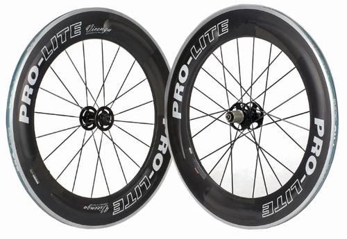 Pro-Lite Vicenza / Gavia Clincher Wheelset