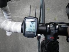 2012年10月: 819.5km