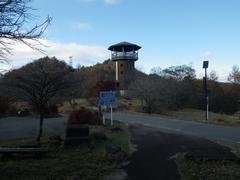 秋の十国峠:冬のダウンヒルでホテルへGO!