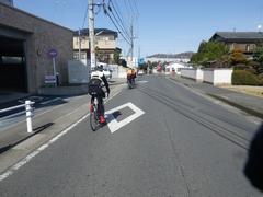 BRM217アタック小田原城:帰り(PC2折り返し→豊水橋)