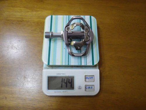 シマノ PD-A600 重量