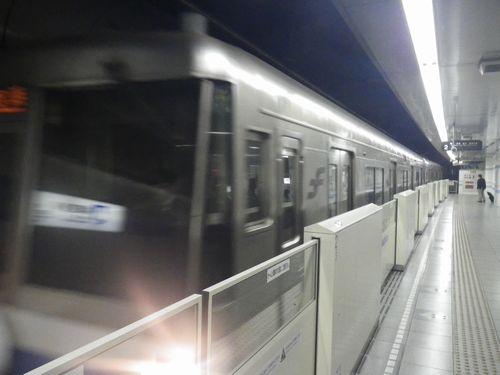 福岡 地下鉄