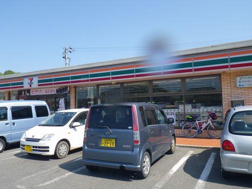 PC-4 セブンイレブン  佐世保長畑町店