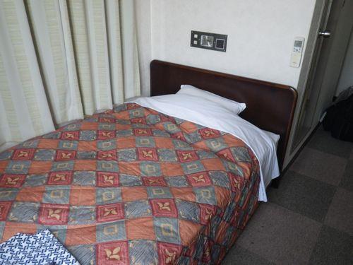 諫早第一ホテル ベッド