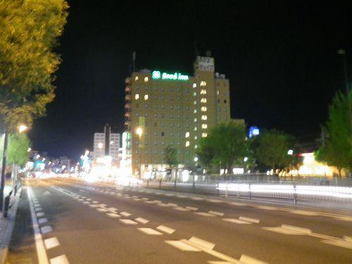 別府グッドインホテル