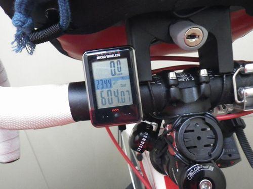 サイコン 604km