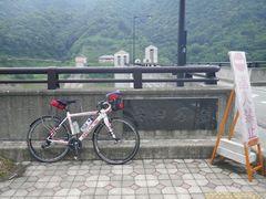 BRM629群馬200km後半:PC2→四万川ダム→ゴール