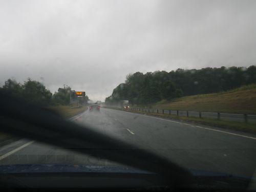 イギリスの天候