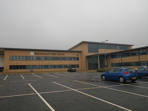 EDINBURGH, CONTROL @ Gracemount School, R