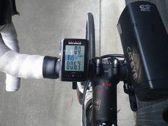 2013年07月:1,868km
