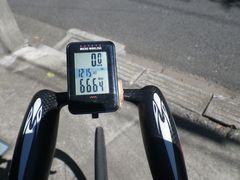 2013年09月:1,275km