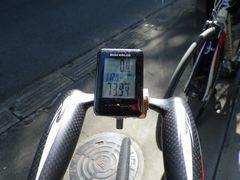 2013年10月:1,099km