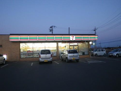 PC4 セブンイレブン三和東山田店