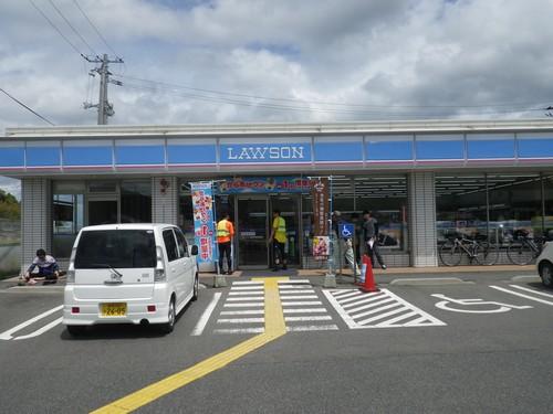 PC4 ローソン湯梨浜長和田店
