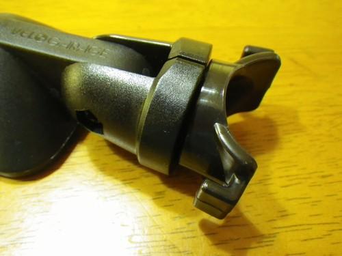 タナックス(TANAX) ベロガレージ(VELO GARAGE) [EASYMIRROR SPORT/イージーミラー スポルト] VG-3103 ブラック
