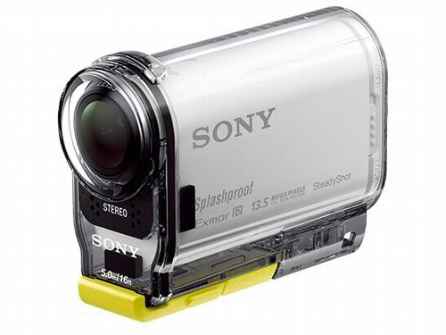 SONY アクションカム HDR-AS100