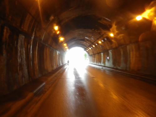 内山トンネル