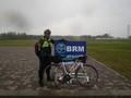 BRM709北海道1200km:スタートさとらんど