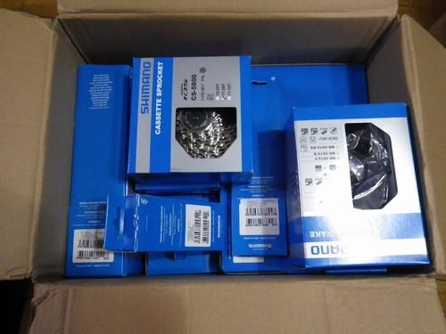 シマノ105 5800系コンポーネント