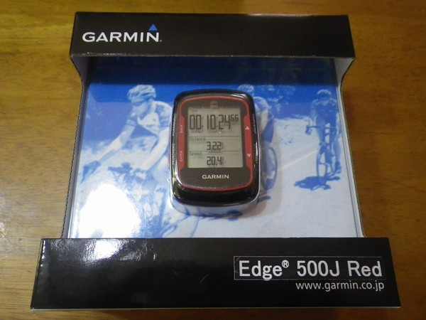 GARMIN EDGE 500J
