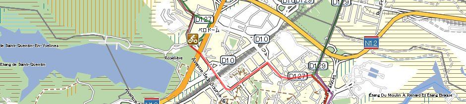 2015PBP準備:フランスの地図準備・OSMダウンロードとルート準備【GPSとGPX】のタイトルイメージ