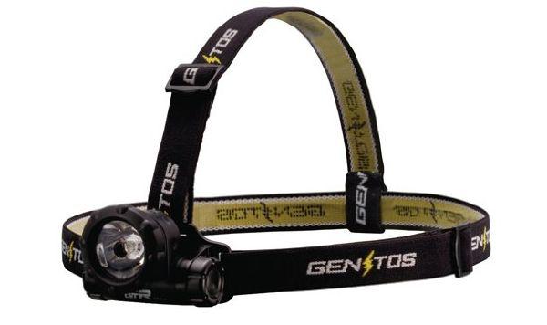 GENTOS リゲルヘッドライト 【明るさ45ルーメン/実用点灯8時間】 GTR-931H