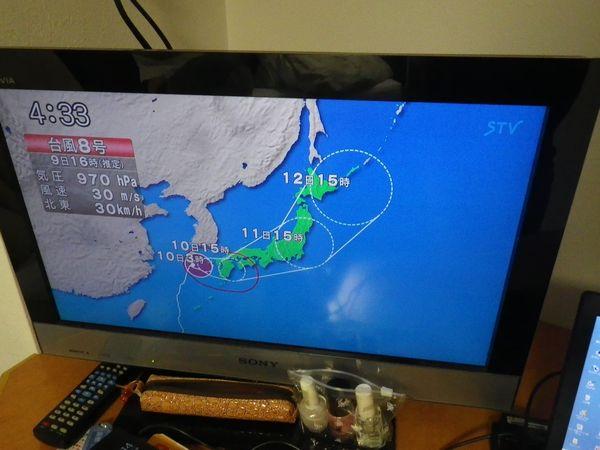 2014年台風8号